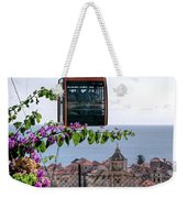 Dubrovniks Cable Car Weekender Tote Bag