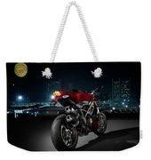 Ducati By Moonlight Weekender Tote Bag