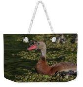 Duck 10 Weekender Tote Bag