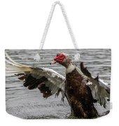 Duck 14 Weekender Tote Bag