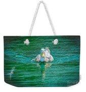 Duck - C Weekender Tote Bag