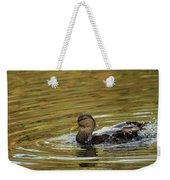 Duck Dip Weekender Tote Bag