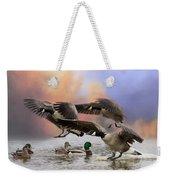 Duck Ducks 2 Weekender Tote Bag