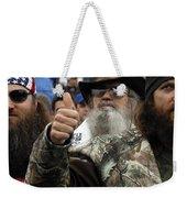 Duck Dynasty Weekender Tote Bag