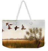 Duck Hunting-jp2783 Weekender Tote Bag