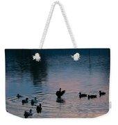 Duck Show Off Weekender Tote Bag