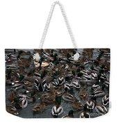 Duck Soup Weekender Tote Bag
