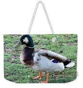 Duck - Standing Weekender Tote Bag