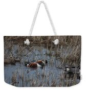 Ducks Weekender Tote Bag