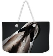 Ducktail Weekender Tote Bag