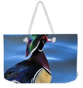 Ducktail Soup Weekender Tote Bag