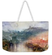Dudley Worcester Weekender Tote Bag by Joseph Mallord William Turner