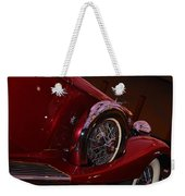 Duesenberg Side View Weekender Tote Bag