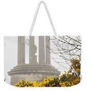 Dugald Stewart Monument Weekender Tote Bag