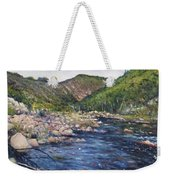 Duivenhoks Dam Heidelberg South Africa 2016 Weekender Tote Bag