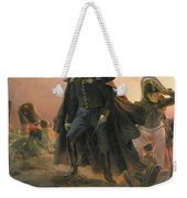 Duke Of Angouleme At The Capture Of Trocadero Weekender Tote Bag