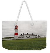 Dull Day At The Seaside. Weekender Tote Bag