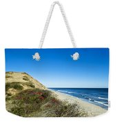 Dune Cliffs And Beach Weekender Tote Bag