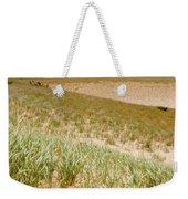Dune Grass Weekender Tote Bag