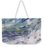 Dunes 2 Seascape Painting Poster Print Weekender Tote Bag