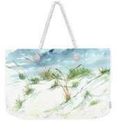 Dunes 3 Seascape Beach Painting Print Weekender Tote Bag