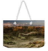 Dunes At Sunrise Weekender Tote Bag