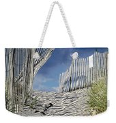 dunes in RI Weekender Tote Bag