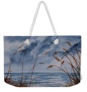 Dunes Seascape Fine Art Poster Print Seascape Weekender Tote Bag