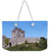 Dunguaire Castle Kinvara Ireland Weekender Tote Bag