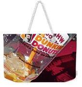 Dunkin Ice Coffee 29 Weekender Tote Bag