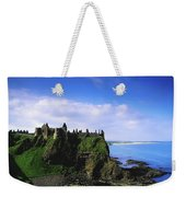 Dunluce Castle, Co Antrim, Irish, 13th Weekender Tote Bag