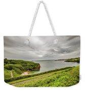 Dunmore East Cliffs Weekender Tote Bag