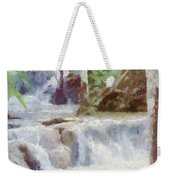 Dunn River Falls Weekender Tote Bag