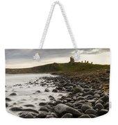 Dunstanburgh Castle Uk Weekender Tote Bag