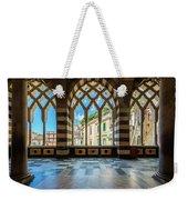 Duomo Di Amalfi Weekender Tote Bag