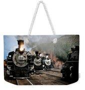 Durango - Silverton Railroad Weekender Tote Bag