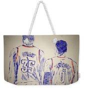 Durant And Westbrook Weekender Tote Bag