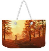 Dusk Approaches In Sleepy Hollow Weekender Tote Bag