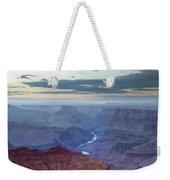 Dusk At Desert View Weekender Tote Bag
