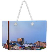 Dusk At Federal Hill Weekender Tote Bag
