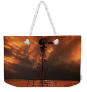 Dusk Down At The Mill Weekender Tote Bag