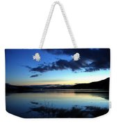 Dusk In December Weekender Tote Bag