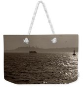 Dusk In Peninsula Weekender Tote Bag