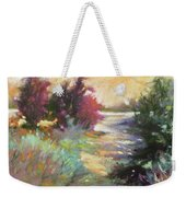 Dusk Over The Marshes Weekender Tote Bag