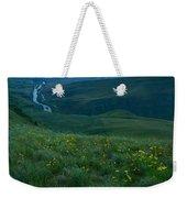 Dusk Over The Yakima Valley Weekender Tote Bag