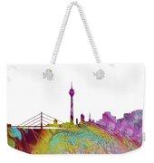 Dusseldorf Skyline 3 Weekender Tote Bag