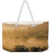 Dust Storm In The Desert Weekender Tote Bag