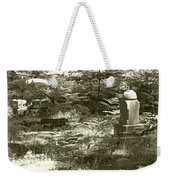 Dust To Dust Weekender Tote Bag
