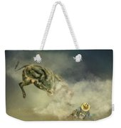 Dusty Britches Weekender Tote Bag