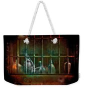 Dusty Old Bottles Weekender Tote Bag